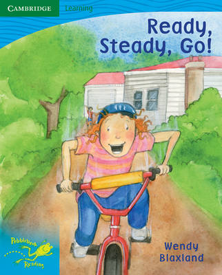 Pobblebonk Reading 3.5 Ready, Steady, Go! by Wendy Blaxland