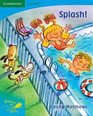 Pobblebonk Reading 3.1 Splash! by Cecily Matthews