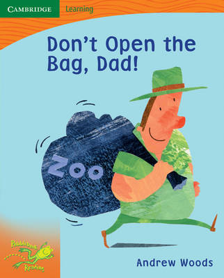 Pobblebonk Reading 1.9 Don't Open the Bag, Dad by Andrew Woods