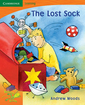 Pobblebonk Reading 1.10 The Lost Sock by Andrew Woods