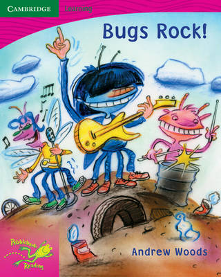 Pobblebonk Reading 2.10 Bugs Rock by Andrew Woods