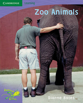 Pobblebonk Reading 6.8 Zoo Animals by Dianne Bates