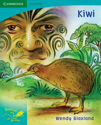 Pobblebonk Reading 5.4 Kiwi by Wendy Blaxland
