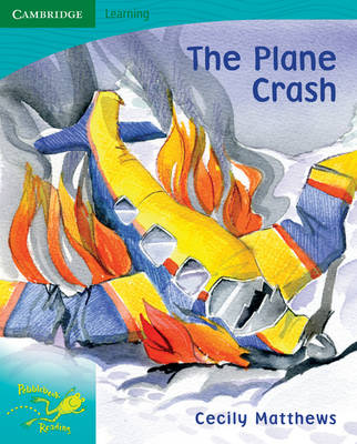 Pobblebonk Reading 5.10 The Plane Crash by Cecily Matthews