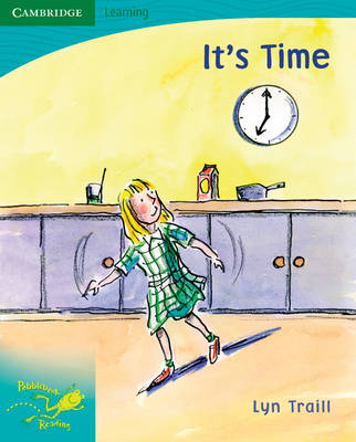 Pobblebonk Reading 5.3 It's Time by Lyn Traill