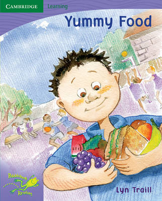 Pobblebonk Reading 6.2 Yummy Food by Lyn Traill
