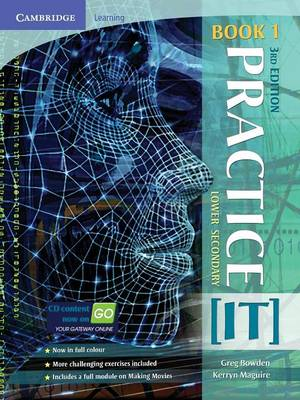 Practice IT Book 1 with CD-Rom by Greg Bowden, Kerryn Maguire