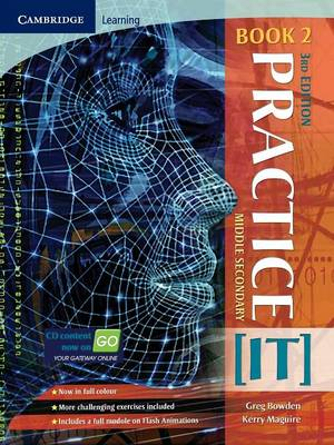 Practice IT Book 2 with CD-Rom by Greg Bowden, Kerryn Maguire