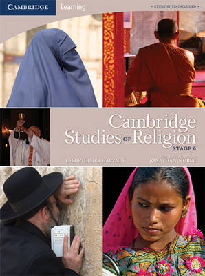 Cambridge Studies of Religion with Student CD-Rom by Christopher Hartney, Jonathan Noble