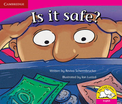 Little Library Literacy: Is it Safe? Reader by Reviva Schermbrucker
