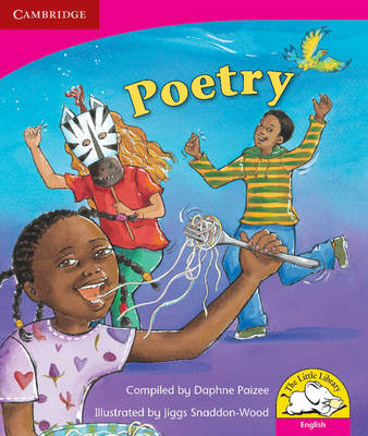 Little Library Literacy: Poetry Reader by Daphne Paizee