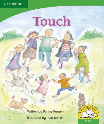 Little Library Life Skills: Touch Reader by Penny Hansen