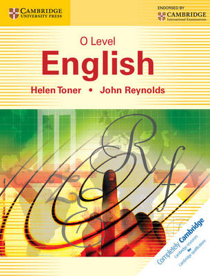 O Level English India Edition by Helen Toner, John Reynolds
