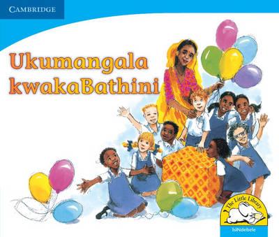 Ntsiki's Surprise Isindebele Version by Colleen Cousins, Ntsiki Jamnda, Elizabeth Hitchcock, Wilhelmina Thebus