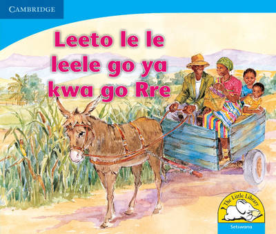 A Long Way to Baba Setswana Version by Sue Hepker