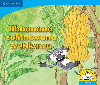 Baby Monkey's Bananas Isixhosa Version by Sue Hepker