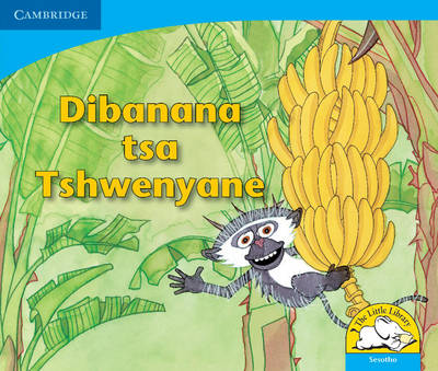 Baby Monkey's Bananas Sesotho Version by Sue Hepker