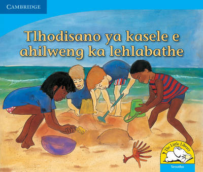 Little Library Numeracy: the Sandcastle Competition Sesotho Version by Kerry Saadien-Raad