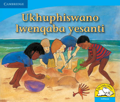Little Library Numeracy: the Sandcastle Competition Isixhosa Version by Kerry Saadien-Raad