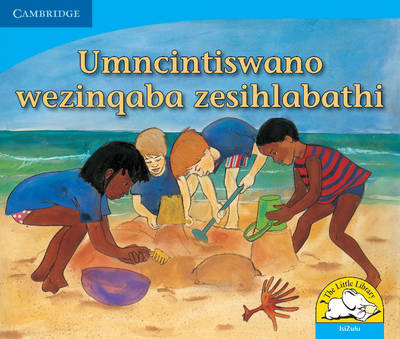 Little Library Numeracy: the Sandcastle Competition Isizulu Version by Kerry Saadien-Raad