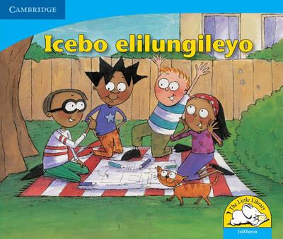Icebo elilungileyo by Kerry Saadien-Raad