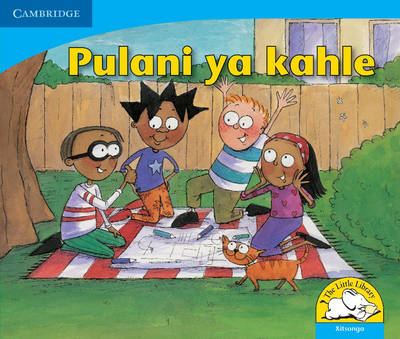 Pulani ya kahle: Gr R - 3: Reader by Kerry Saadien-Raad