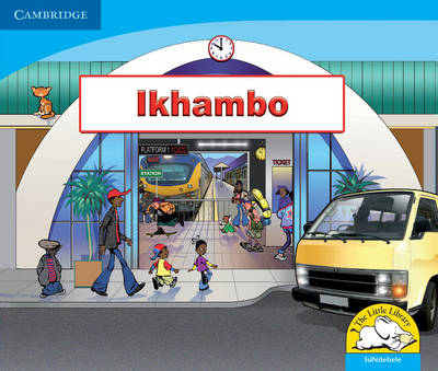 Ikhambo by Kerry Saadien-Raad, Daphne Paizee