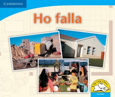 Ho falla by Kerry Saadien-Raad, Daphne Paizee