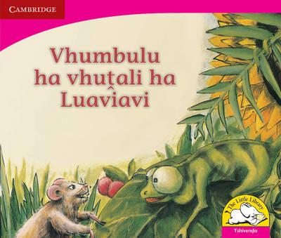 Chameleon's Clever Tricks Tshivenda Version by Monika Hollemann, Helen Pooler