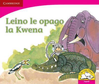 Crocodile's Sore Tooth Sepedi Version by Fundisile Gwazube, Lulu Khumalo, Linda Pantsi, Nompuleleo Yako