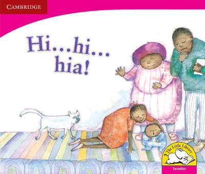 Hic...hic... Hiccups! Sesotho Version by Dianne Hofmeyer