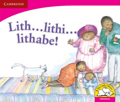 Hic...hic... Hiccups! Isindebele Version by Dianne Hofmeyer