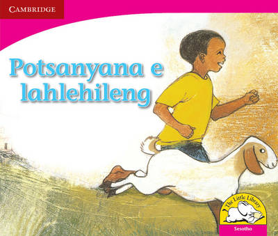The Little Lost Goat Sesotho Version by Amanda Jesperson, Caroline Mjindi, Brian Prehn, Sive Sonto