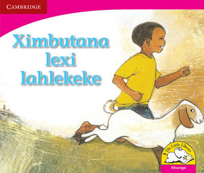 Ximbutana lexi lahlekeke by Amanda Jesperson