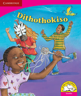 Little Library Literacy: Poetry Sesotho Version by Daphne Paizee