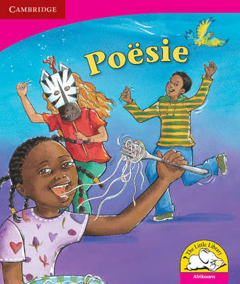 Little Library Literacy: Poetry Afrikaans Version by Daphne Paizee