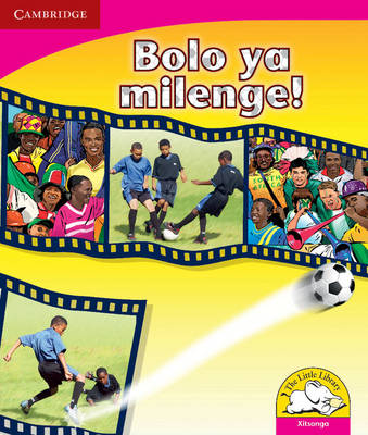 Little Library Literacy: Soccer! Xitsonga Version by Kerry Saadien-Raad
