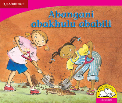 Little Library Literacy: Two Best Friends Isindebele Version by Kerry Saadien-Raad