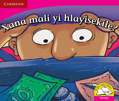 Little Library Literacy: is it Safe? Xitsonga Version by Reviva Schermbrucker