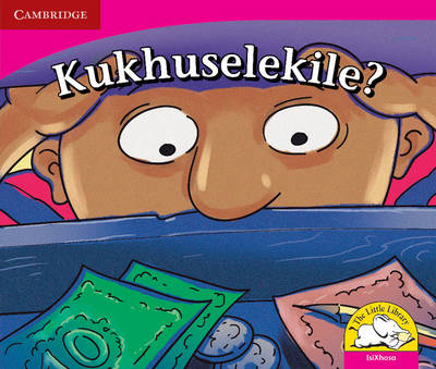 Little Library Literacy: is it Safe? Isixhosa Version by Reviva Schermbrucker