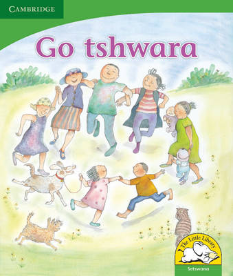 Little Library Life Skills: Touch Setswana Version by Penny Hansen