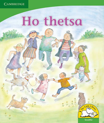 Little Library Life Skills: Touch Sesotho Version by Penny Hansen