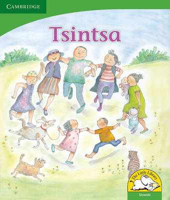 Little Library Life Skills: Touch Siswati Version by Penny Hansen