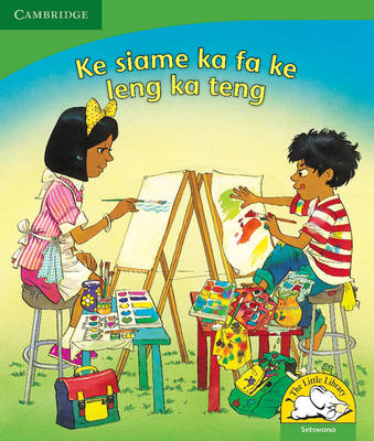 Little Library Life Skills: Perfectly Me Setswana Version by Martie Preller