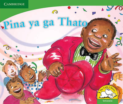 Little Library Life Skills: Lizo's Song Setswana Version by Christopher Hodson
