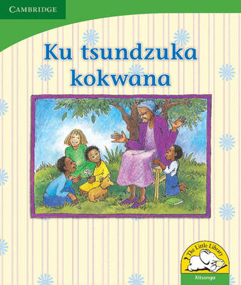 Little Library Life Skills: Remembering Grandmother Xitsonga Version by Dianne Stewart