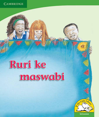 Little Library Life Skills: More Than Sorry Setswana Version by Reviva Schermbrucker