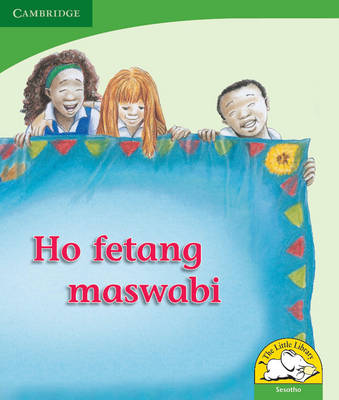Little Library Life Skills: More Than Sorry Sesotho Version by Reviva Schermbrucker