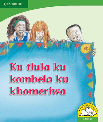 Little Library Life Skills: More Than Sorry Xitsonga Version by Reviva Schermbrucker