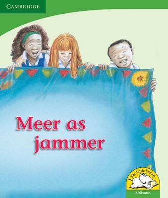 Meer as jammer by Reviva Schermbrucker